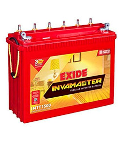 Exide Technologies Inva Master Tall IMTT1500 150Ah (Multicolour)