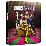 ハーレイ・クインの華麗なる覚醒 BIRDS OF PREY 4K UHD 限定スチールブック仕様 [4K UHD+Blu-ray ※Blu-rayのみ日本語有り](輸入版)