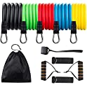 Redess 11-Piece Resistance Band Set