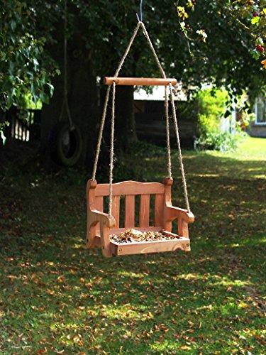 Swing Sitz BIRD FEEDER–Vogel Tisch - 2