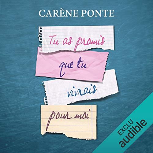 Tu as promis que tu vivrais pour moi audiobook cover art