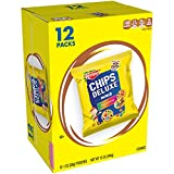 Keebler Chips Deluxe, Mini Cookies, Rainbow, with M&M's Mini Chocolate Candies, (20 Count of 1 Oz...