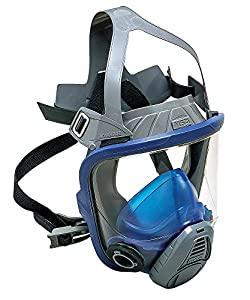 MSA 10031309 Advantage 3200 Full-Facepiece Respirator, Medium