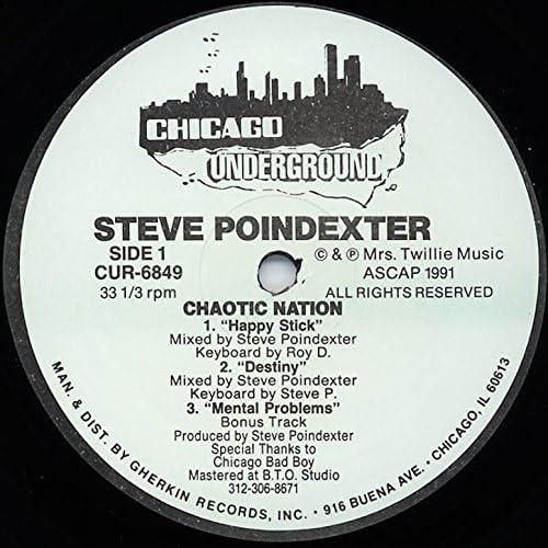 Steve Poindexter