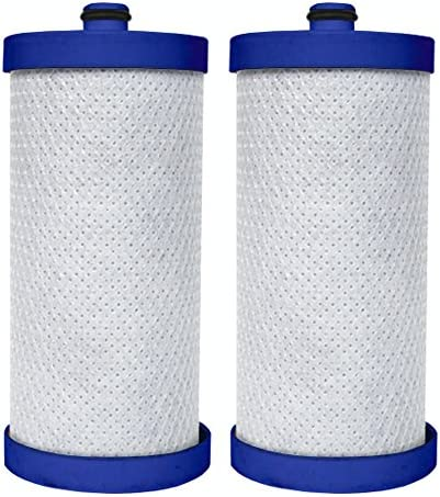 Dista - Refrigerator Water Filter sale Compatible WFCB WF1CB RF Year-end gift with