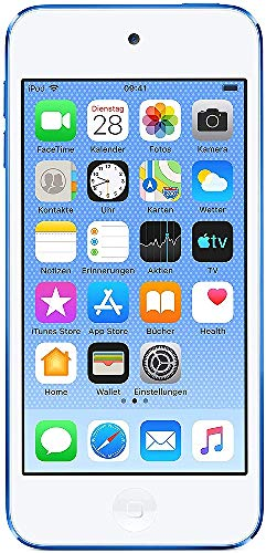Apple iPod Touch (128GB) - Blau (Neuestes Modell)