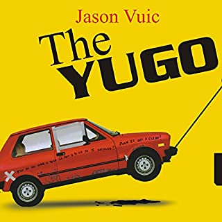 The Yugo audiobook cover art