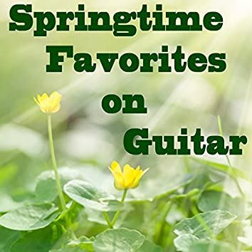 Springtime Favorites on Guitar