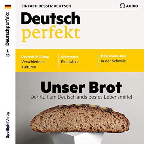 Deutsch perfekt Audio 5/2020 Titelbild