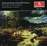Orchestral Works of Lars-Erik Larsson: Pastoral Suite, A Winter's Tale, Barococo, Gustaviansk Svit