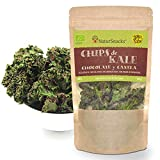 BIO Kale Chips - Chocolate & Canela 3x30gr