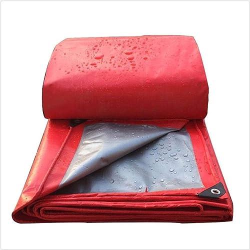 Tissu imperméable à l'eau imperméable Bache, bache de prougeection solaire anti-poussière de tissu de camion, tissu de poussière de voituregaison de double-face étanche à l'humidité, haute température et anti-vieillisseHommest,