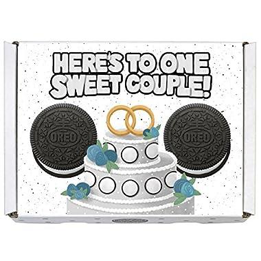 Oreo Gift Boxes - Includes Regular Oreo, Double Stuf and Mini Oreo (Wedding and Bridal Shower)