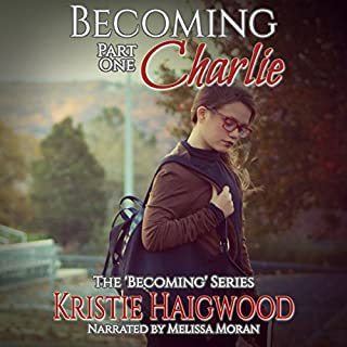 Becoming Charlie audiobook cover art