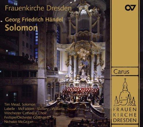 Händel: Solomon HWV 67