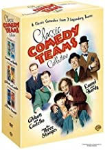 Classic Comedy Teams Collection: (Laurel & Hardy / Air Raid Wardens / Nothing But Trouble / Abbott & Costello / Abbott & Costello in Hollywood and more)