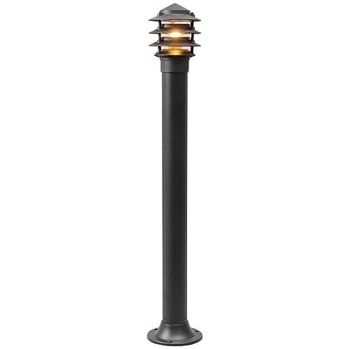 Mw Light 803040601 Borne Lampadaire Extérieur Design Moderne