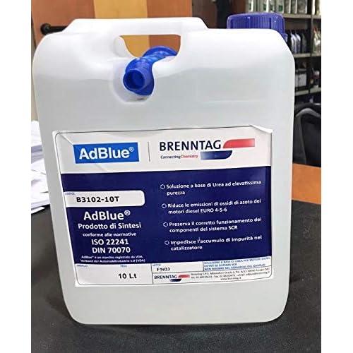 AdBlue® Soluzione urea pura di WAV tanica da 10 litri