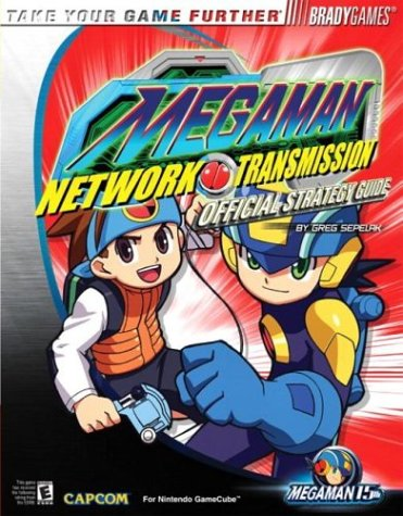 Mega Man? Network Transmission Official Strategy Guide