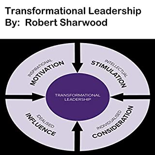 Transformational Leadership audiobook cover art