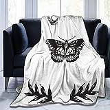 Harry Styles Ultra-Soft Micro Fleece Blanket Suave y cálida Manta Impresa Digital Franela Throw Blanket Regalo de cumpleaños de Navidad Presente,50X40 en