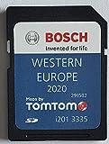 Scheda SD GPS West Europe 2020 V12 - RNS 310