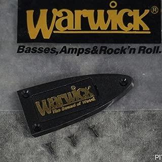 WARWICK BASS TRUSS ROD COVER THE SOUND OF WOOD THUMB CORVETTE STREAMER