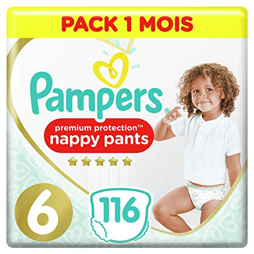 Pampers Premium Protection Pants Size 6 (+15 kg)