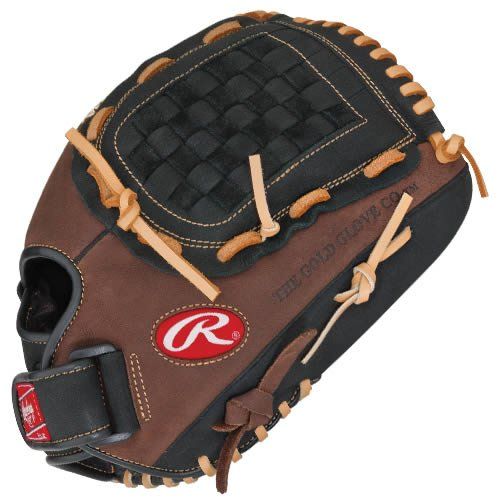 Rawlings Player Preferred Adult Glove, Right Hand Throw, 12.5-Inch