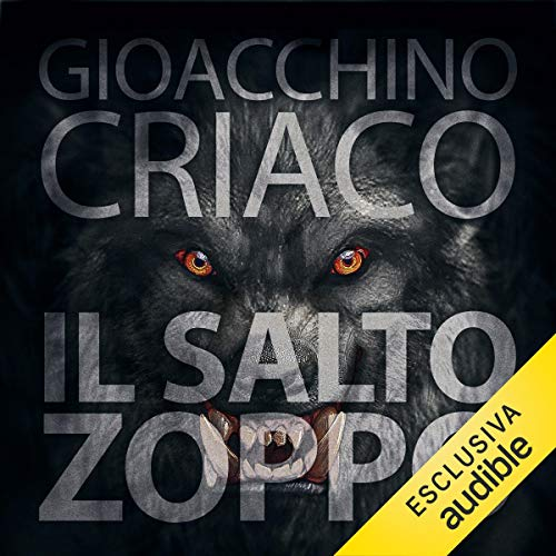 Il saltozoppo audiobook cover art