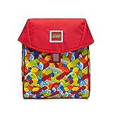 LEGO レゴ リュック 子供 キッズ バッグ バックパック リュックサック 幼稚園 通園 入園 入学 男の子 女の子 遠足 デイパック Kiddlewink レッド