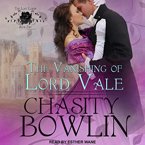 The Vanishing of Lord Vale audiobook cover art