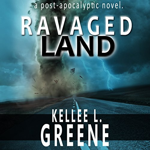 Ravaged Land audiobook cover art