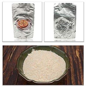 Ritapreaty Levadura de Pizza, levadura Seca de levadura en Polvo para Hornear Activa para el hogar Pruebe instantáneamente panqueques, pastas, Masa de Pizza, Muffins, Pasteles 220g
