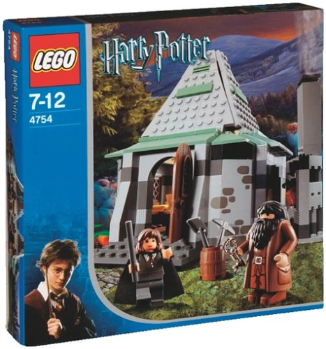 LEGO Harry Potter 4754 - Hagrids Hütte