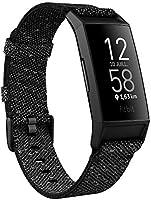 Bracelet d'activité Fitbit Charge 4 pour la santé et le sport avec GPS