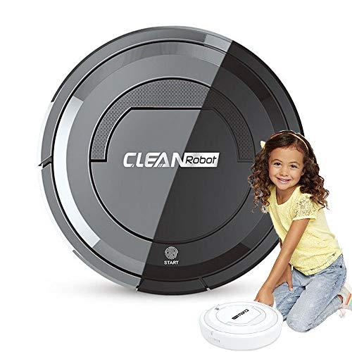 lesgos Spielzeug Staubsauger, Mini-Roboter-Staubsauger, Pretend Play Kids Home Reinigung Spielzeug mit Touch-Schalter, Housekeeping Bodenreinigungswerkzeuge für Kinder