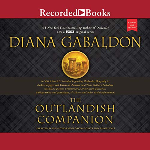 The Outlandish Companion (Revised and Updated) audiobook cover art