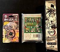 鬼滅の刃 鬼滅っち(きめつたまごっち)、絵札缶バッチ、キャラポスコレクション+αセット!!!
