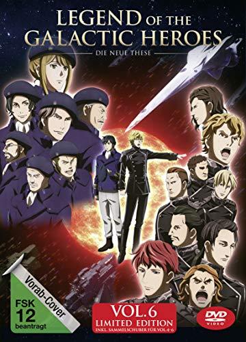 Legend of the Galactic Heroes: Die Neue These - Vol. 6