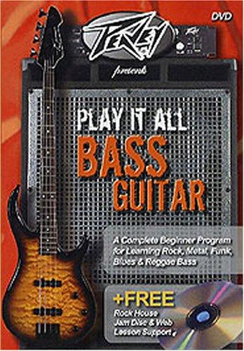 Peavey Presents, Play It All Bass Guitar Beginner