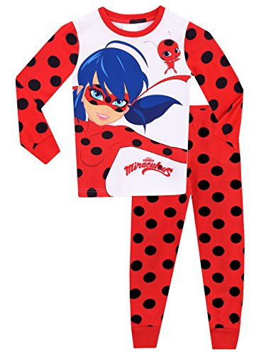 Miraculous Ladybug Girls' Lady Bug Pajamas 5