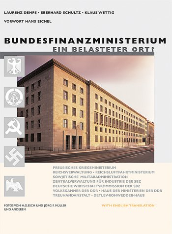 Bundesfinanzministerium: Ein belasteter Ort?