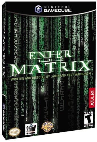 Enter the Matrix - Gamecube