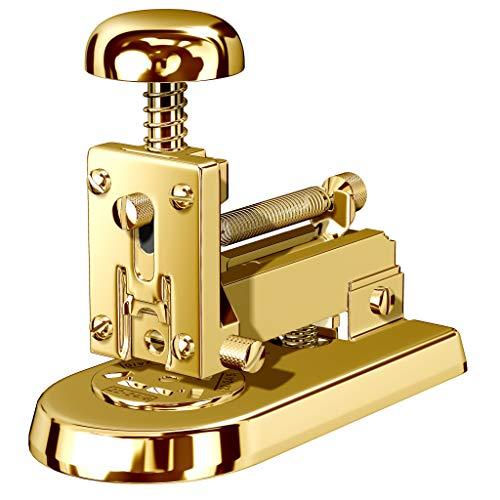El Casco - Grapadora M5L - Oro 23 quilates