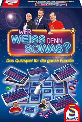 Schmidt Spiele -   49356 Wer Weiss