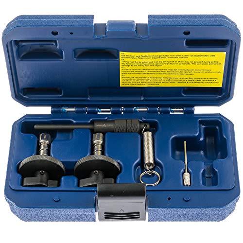 Asta A-8018 Motor Einstellwerkzeug geeignet für Opel 1.3 CDTi Nockenwellen- und Kurbelwelle Arretierung OEM EN46781 EN46785 KM955