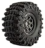 GMade 70304 Mt1904 1.9' Off-Road Tires for Crawlers and Scale Rigs (1 Pair)