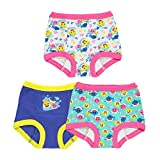 Best Lovely Baby Baby Potties - Baby Shark Girls' Toddler, 3pk Potty Training Pant Review