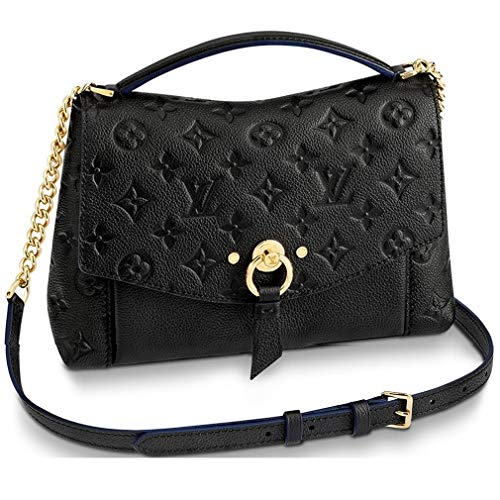 Louis Vuitton Shoulder Cross Body Handbag Bag M43624 Blanche BB Monogram Empreinte leather